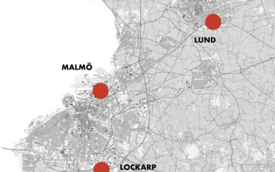 Region Skåne – tre bussdepåer i Malmö och Lund